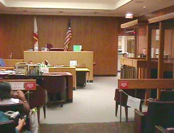 Virtual Tour Criminal Courtroom Sacramento Superior Court